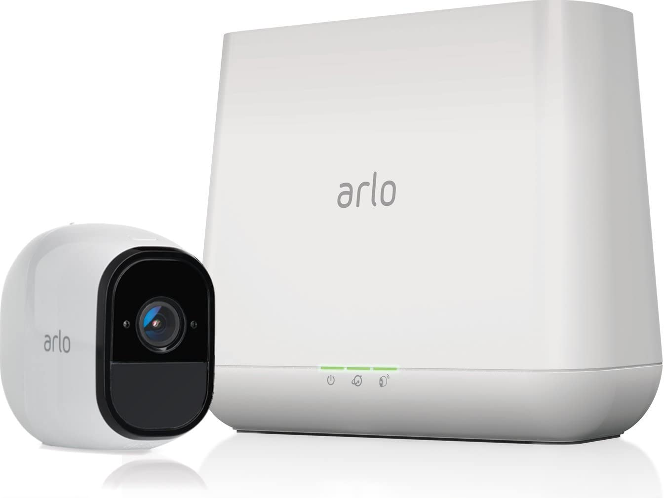 Arlo Pro Smart Security System with 1 Arlo Pro Camera at Small Dog Electronics