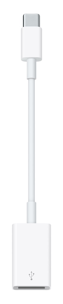 Apple USB-C to USB adapter at Small Dog Electronics