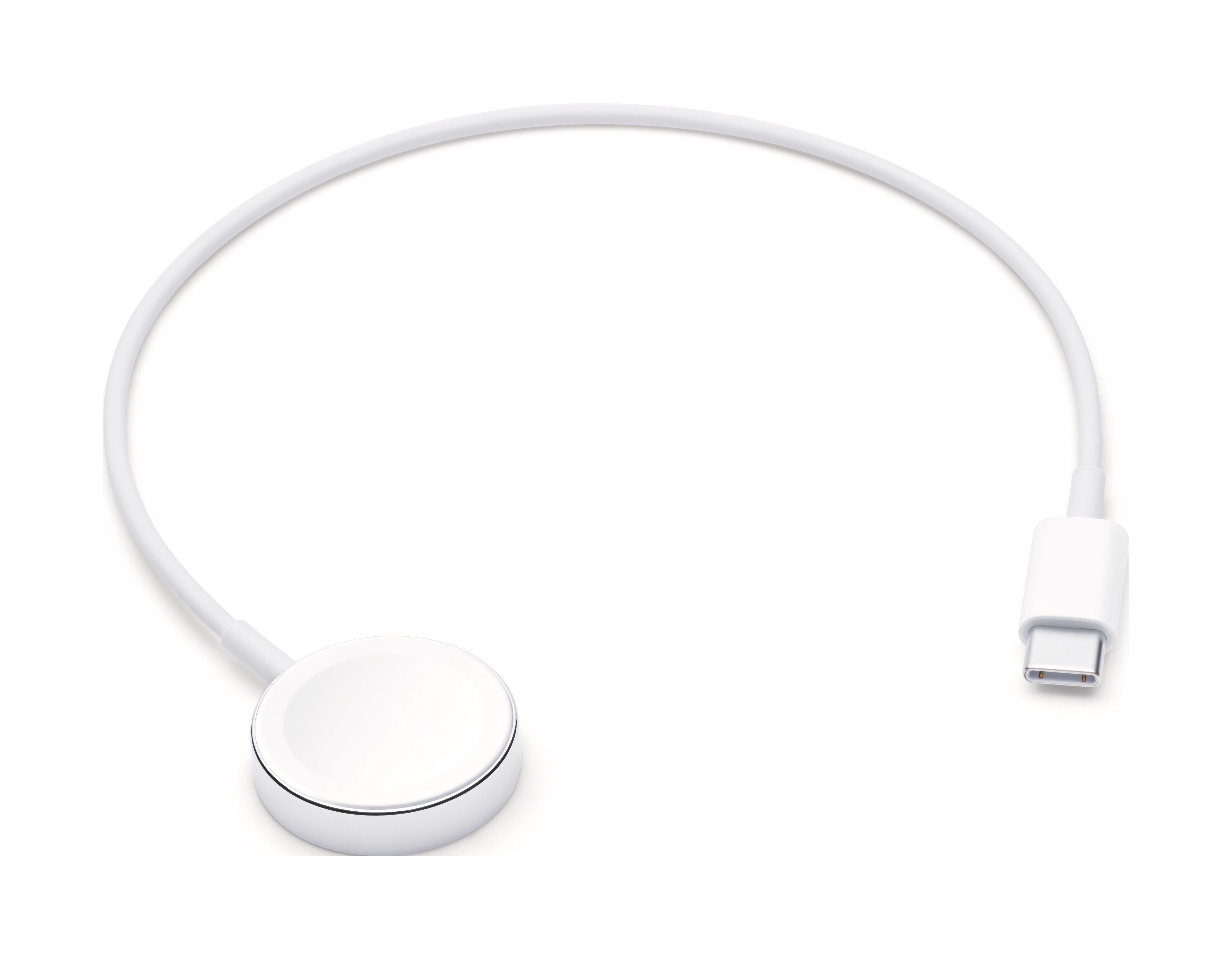 Apple Watch Magnetic Charger to USB-C Cable (0.3m) at Small Dog Electronics