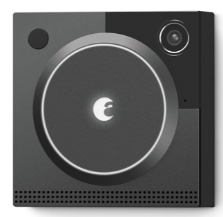 August Doorbell Cam Pro - Dark Gray at Small Dog Electronics