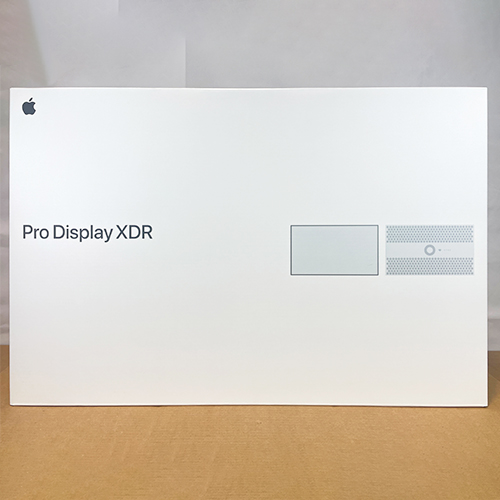 New, Factory Sealed - Apple Pro Display XDR Nano-texture Glass at Small Dog Electronics