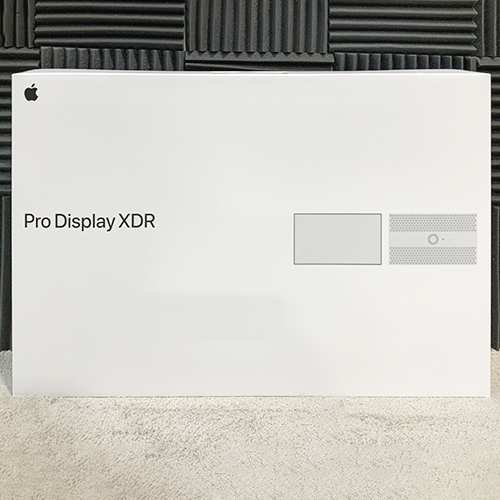 New, Factory Sealed - Apple Pro Display XDR Standard Glass at Small Dog Electronics