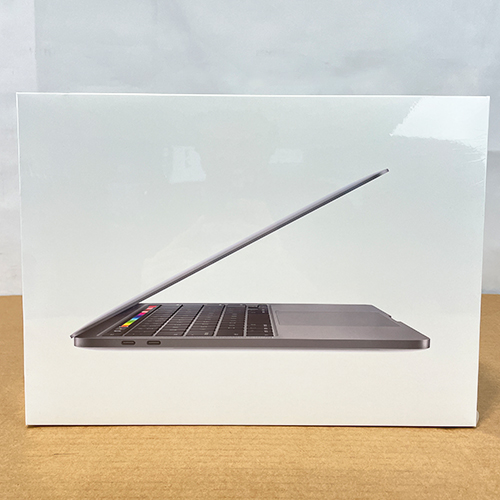 New, Factory Sealed - MacBook Pro 13in Touch Bar 2.0GHz Quad-Core i5 16GB/512GB Space Gray MWP42LL/A (2020) at Small Dog Electronics
