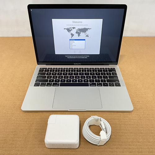New, Open Box - MacBook Pro 13in 2.3GHz Dual-Core i5 16GB/128GB Silver CTO (2017) at Small Dog Electronics