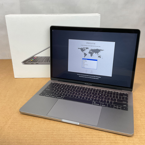 USED - MacBook Pro 13in 2.3GHz i5 Dual Core 8GB/256GB Space Gray MPXT2LL/A (2017) at Small Dog Electronics