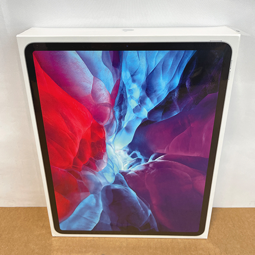 New, Factory Sealed - iPad Pro 12.9in 512GB WiFi + Cellular Silver MXG12LL/A (2020) at Small Dog Electronics