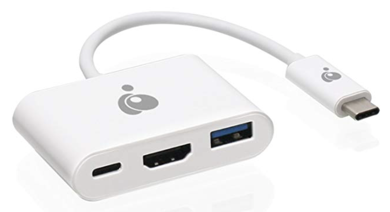 IOGear USB-C to HDMI / USB Multiport Adapter at Small Dog Electronics