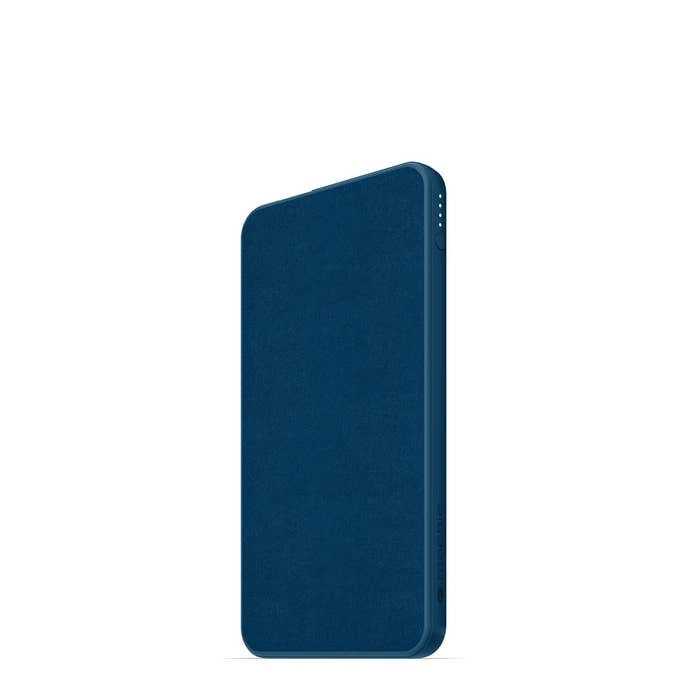 Mophie powerstation mini Power Bank - Navy at Small Dog Electronics