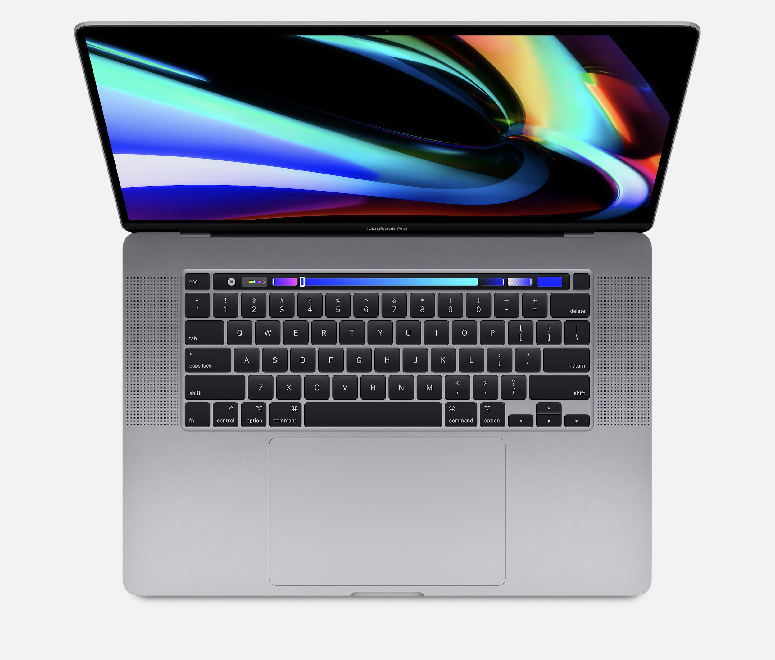 MacBook Pro 16in w/Touch Bar 2.4GHz i9 8-core 16GB/512GB - Space Gray CTO at Small Dog Electronics