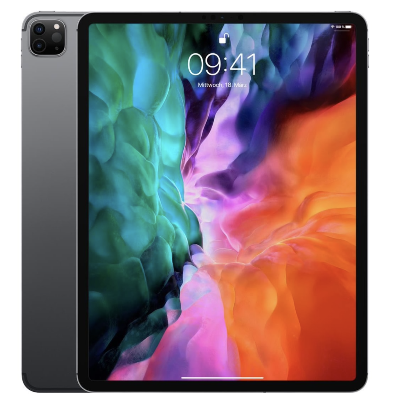 iPad Pro 12.9-inch 128GB WiFi - Space Gray (March-2020) - Discontinued April 2021 at Small Dog Electronics