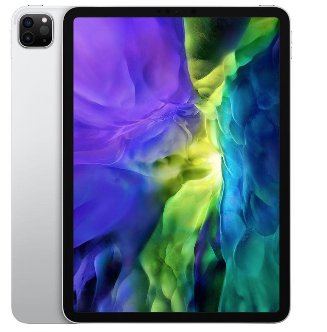 iPad Pro 11-inch 128GB WiFi - Silver - Discontinued April 2021 at Small Dog Electronics
