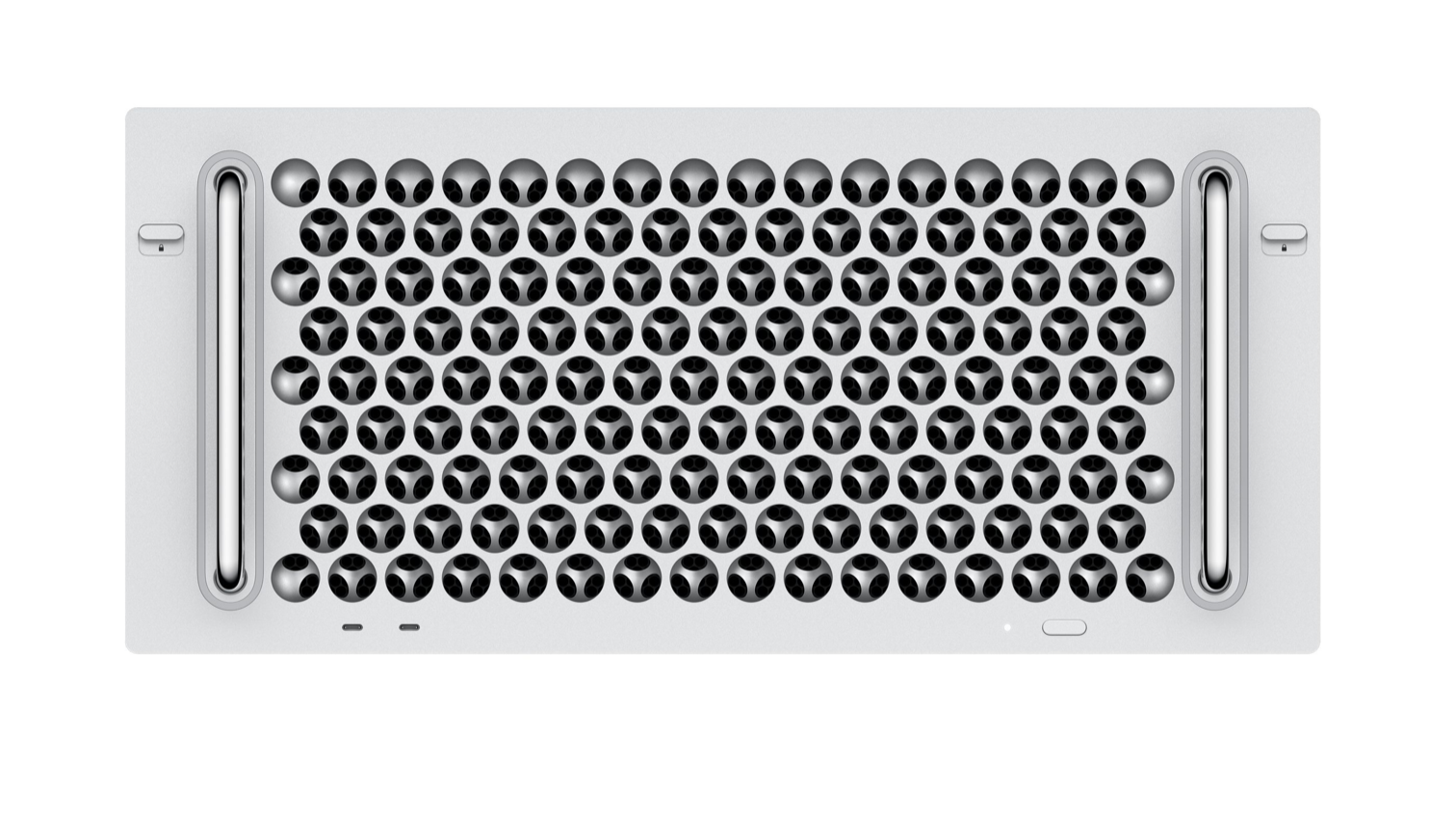 New, Factory Sealed, Mac Pro - Rack Mount 3.2GHz 16-Core Intel Xenon 48GB/2TB SSD/RP W5700X (16GB VRAM) at Small Dog Electronics