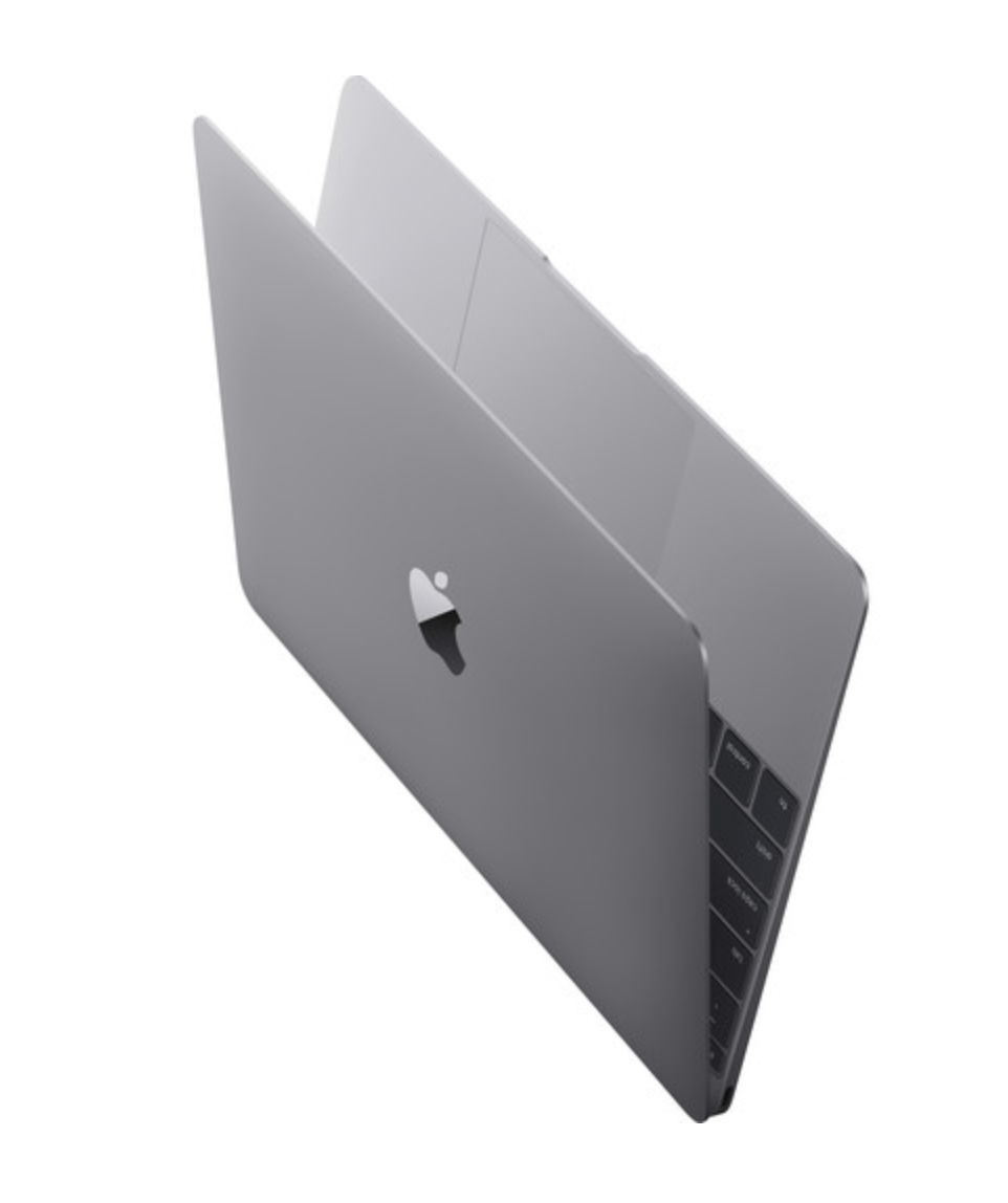 Refurbished, Open Box, A Goods - MacBook 12in 1.2GHz 8GB/512GB Space Gray at Small Dog Electronics
