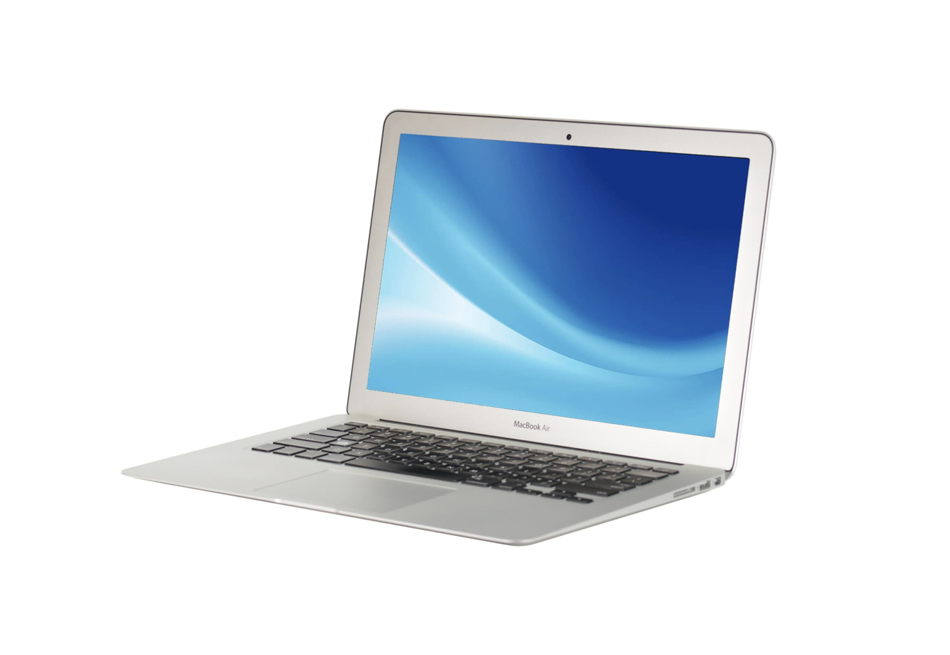 Reconditioned, Open Box - MacBook Air 13in 1.3GHz i5 4GB/256GB (Discontinued Model) at Small Dog Electronics