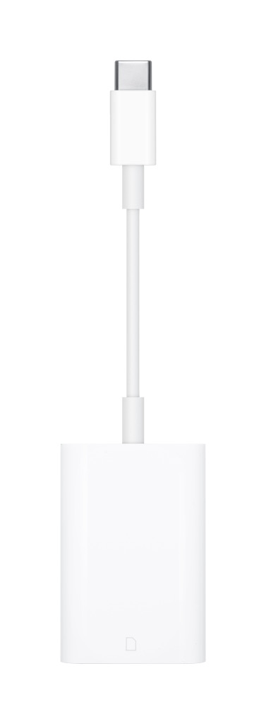 Apple USB-C to SD Card Reader at Small Dog Electronics