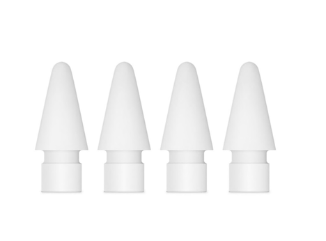 Apple Pencil Tips - 4 Pack at Small Dog Electronics