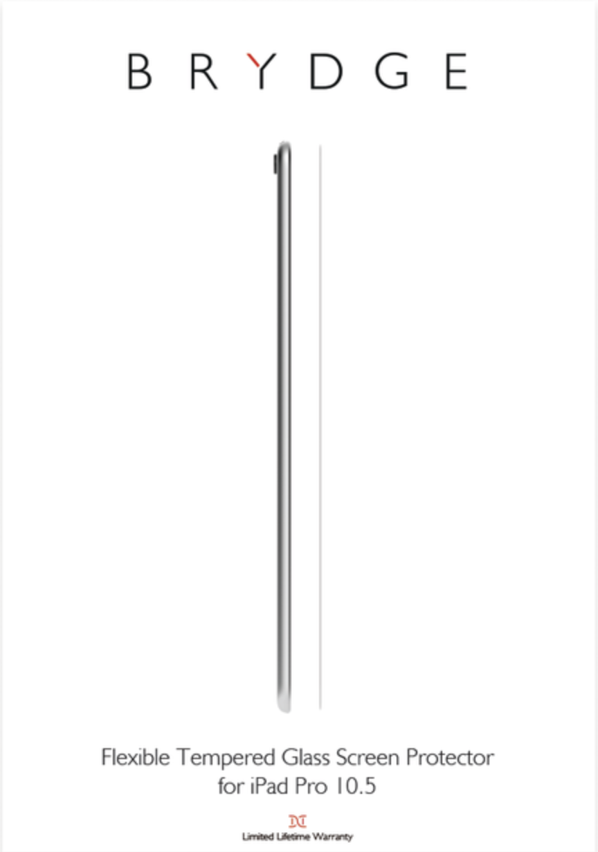 Brydge Screen Protector for iPad 10.5in