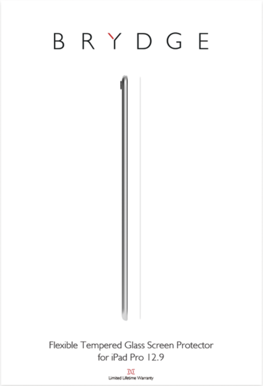 Brydge Screen Protector for iPad 12.9in