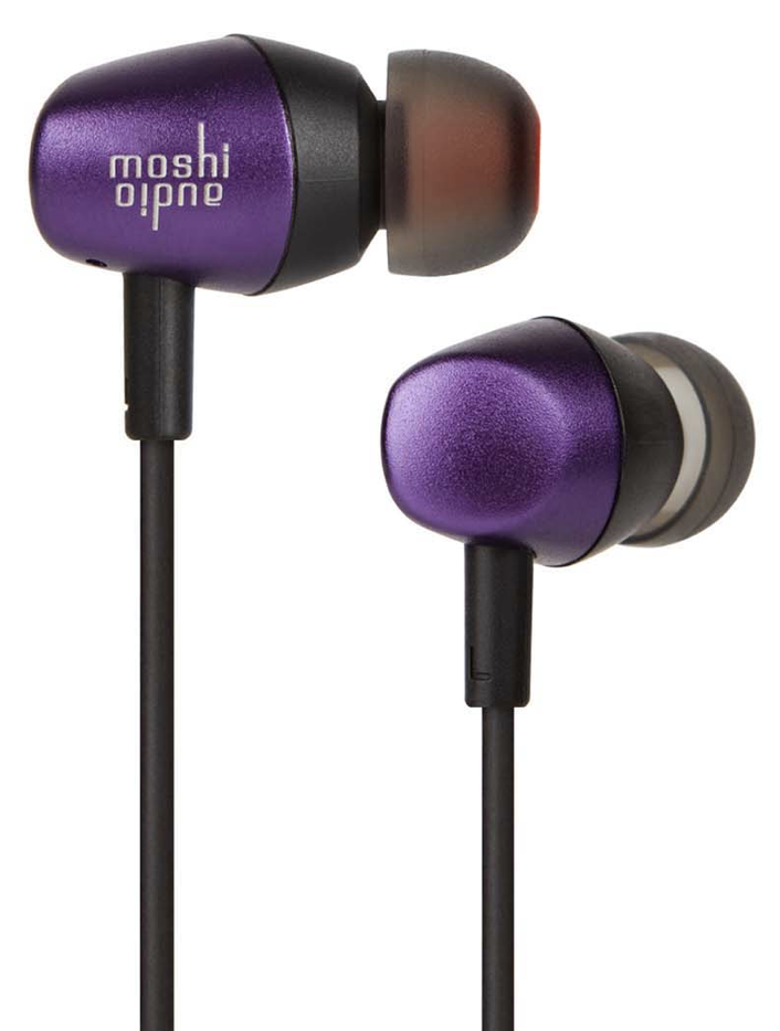 Moshi Mythro Earbuds with Mic - Tyrian Purple