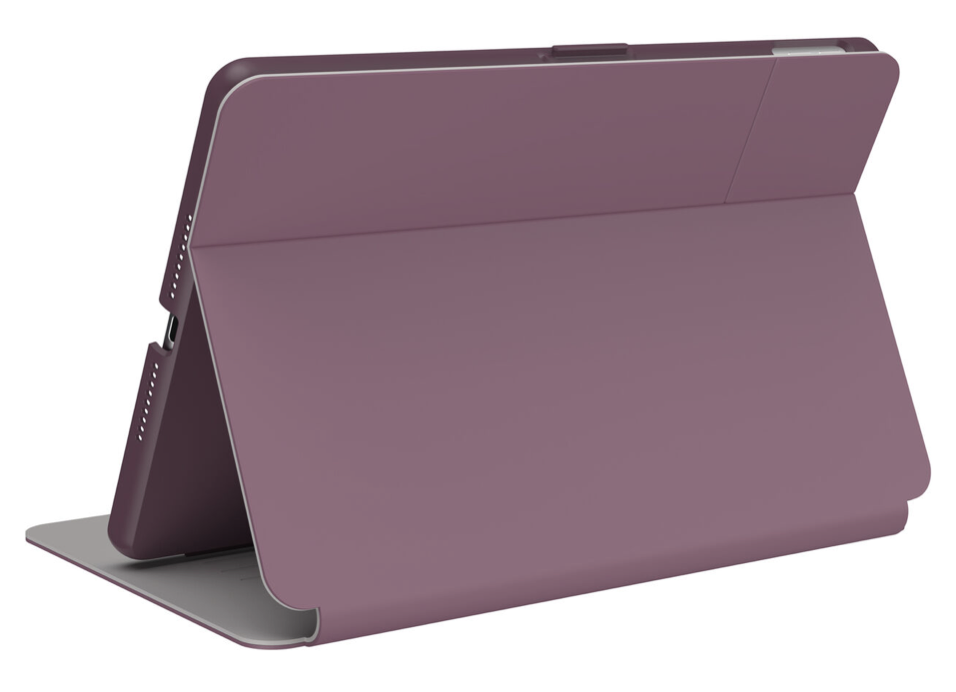 Speck Balance Carrying Case (Folio) for 10.2in iPad 7th Generation (2019) - Purple/Purple
