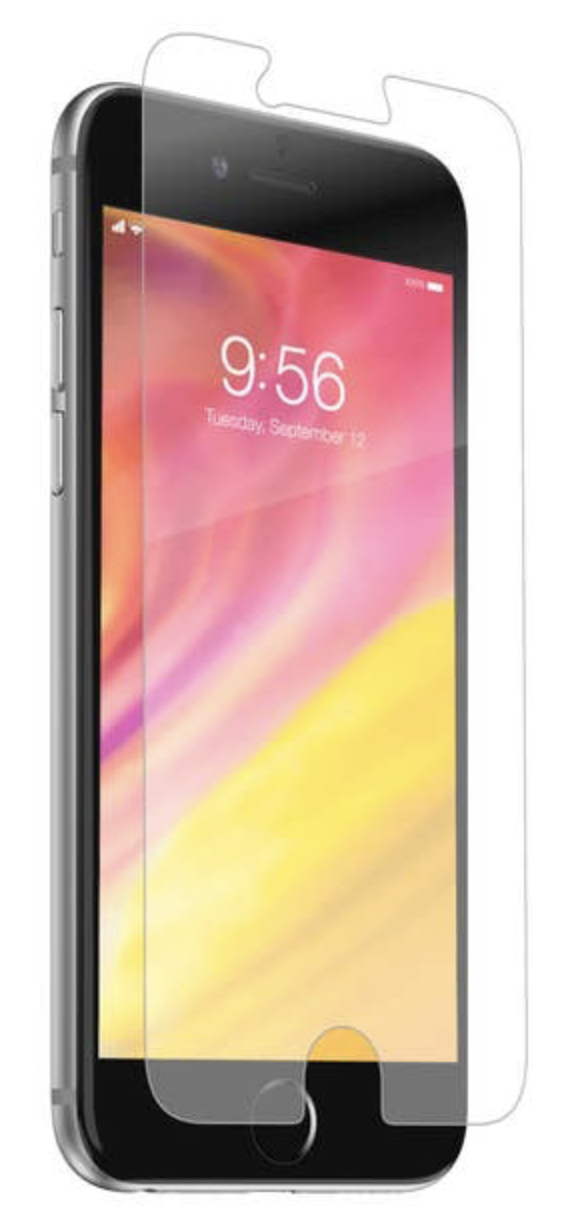 Zagg invisibleSHIELD Glass Defense Screen Protector iPhone 6/7/8 - Clear