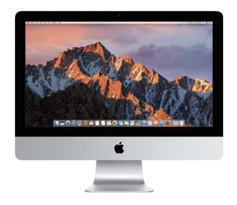 USED - iMac 21.5in 2.9GHz i5 8GB/1TB nVidia750M Third Party USB Wired Keyboard Mouse (2013)