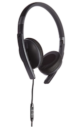 Sennheiser HD 2.30i On-Ear Headphones - Black