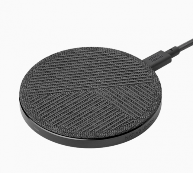 Native Union Drop Wireless Qi Charger - Slate Grey