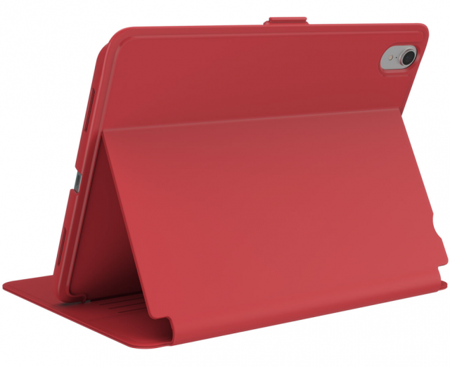 Speck Balance Folio for iPad Pro 11-inch (2018) - Heartrate Red