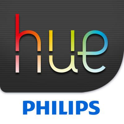 Philips Hue LED White Candle Bulb, 40W Equivalent, Single E12 Bulb